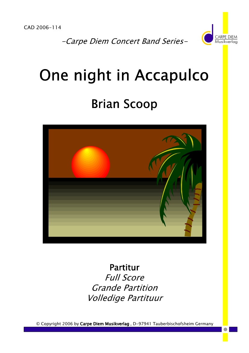 One Night in Accapulco - hacer clic aquí
