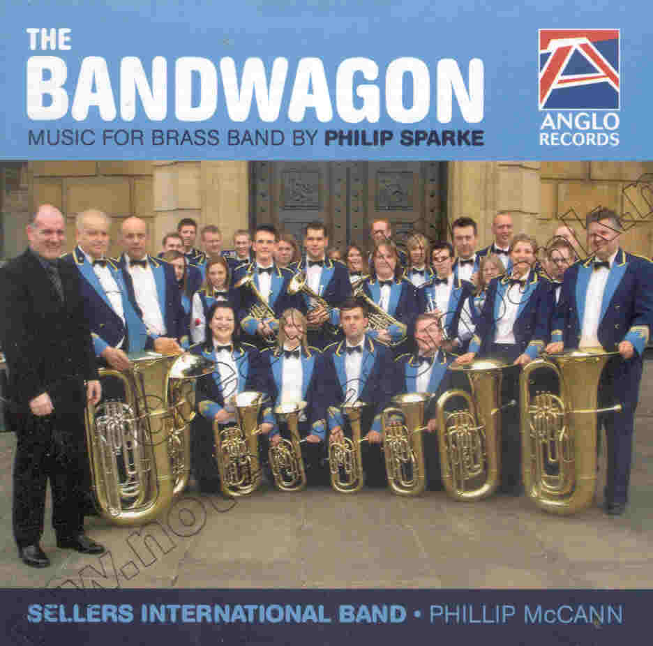Bandwagon, The - Music for Brass Band by Philip Sparke - hacer clic aquí