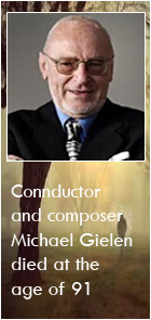 2019-03-12 Conductor Michael Gielen 91-year-old deceased - hacer clic aquí